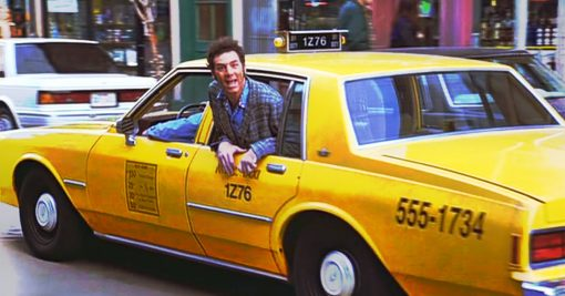 Seinfeld, 30 years later: technology and vehicles